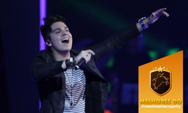 Vote em Luan Santana na categoria melhor Video Clipe Sertanejo   Movimento Country