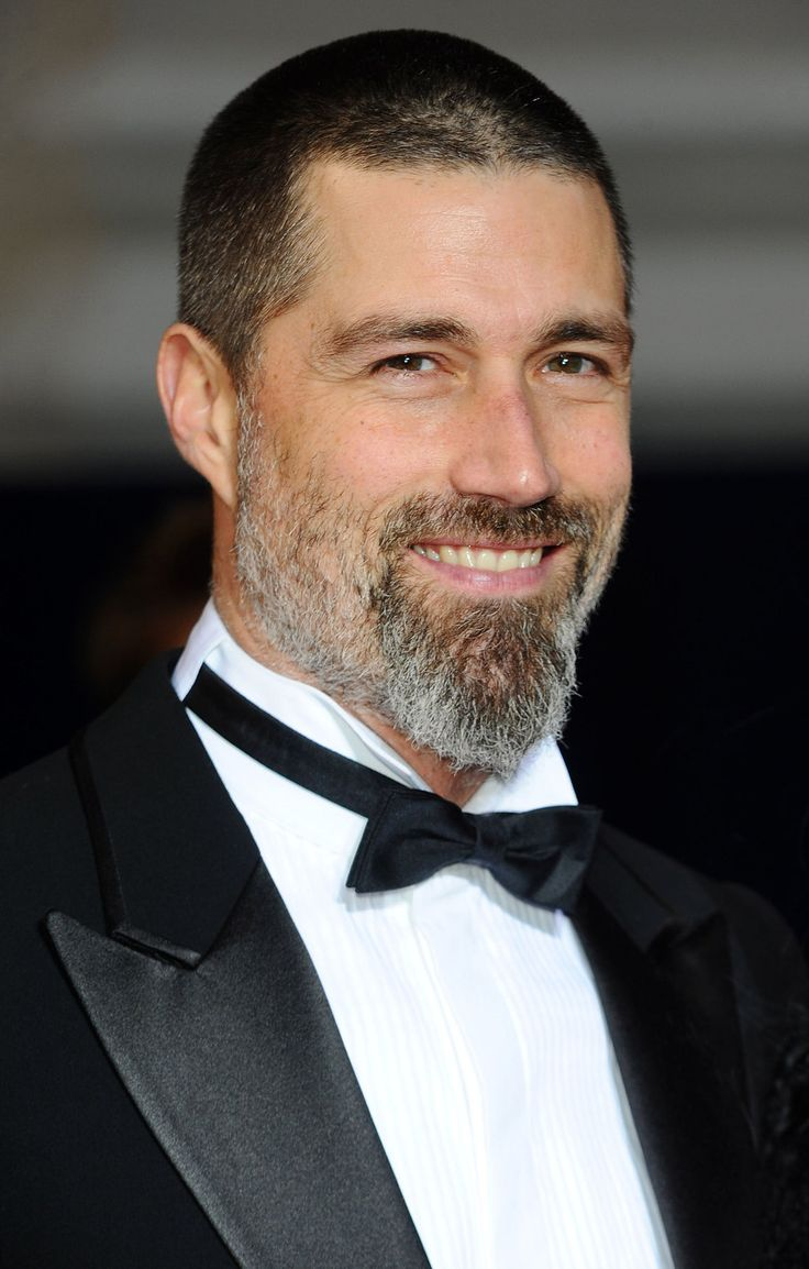 beard with short haircut Hairstyles with Beard Pinterest