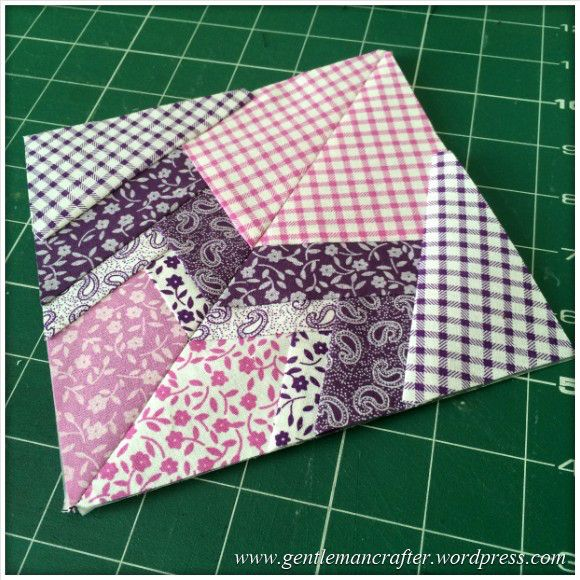 Fabric Friday – Foundation Paper Piecing Playtime – 21 Finished Quarter 2