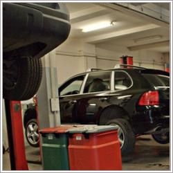 Bokserska warsztat samochodowy :  Mercedes, Seat, Skoda, Audi, Volkswagen, BMW