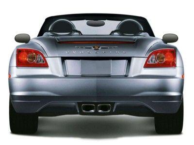 Chrysler Crossfire Roadster 2005 Poster