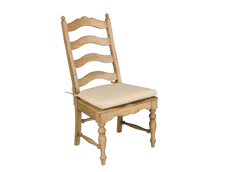 Kincaid Furniture Dining Room Ladderback Side Chair 33 061   Stacy Furniture    Grapevine,