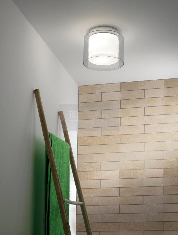 ASTRO LIGHTING #PLAFON AREZZO 1X60W E27 : #Oświetlenie łazienkowe : Sklep internetowy #Elektromag