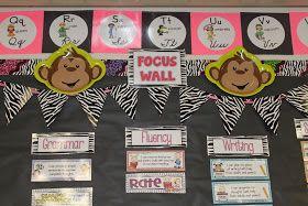 One Extra Degree: My Third Grade Focus Wall... SO FAR!