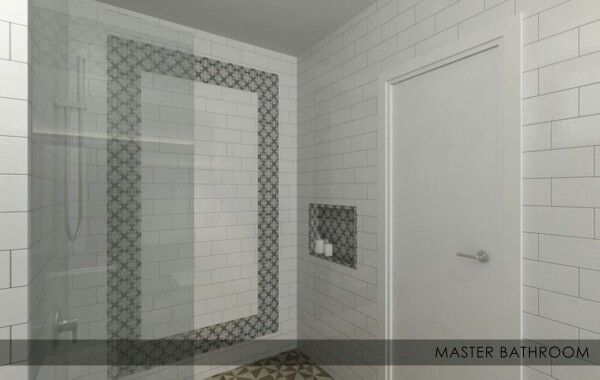 Toilet for master bedroom