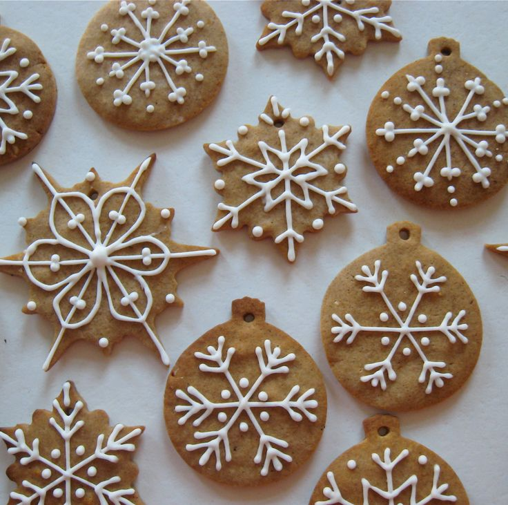 Learn how to make classic gingerbread biscuits for Christmas with our easy-to-follow video.