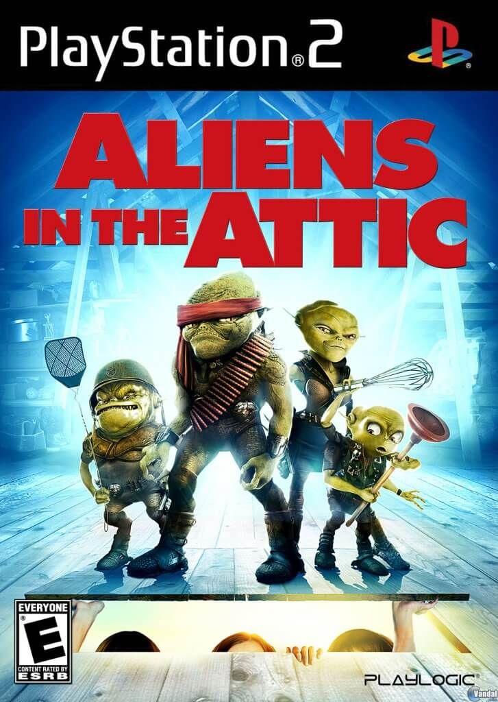 Aliens In The Attic Pal Espanol Ps2 Descargar Juegos Attic