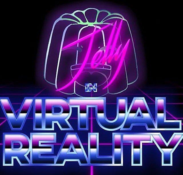 An awesome Virtual Reality pic! Like if you love @jellebay ...