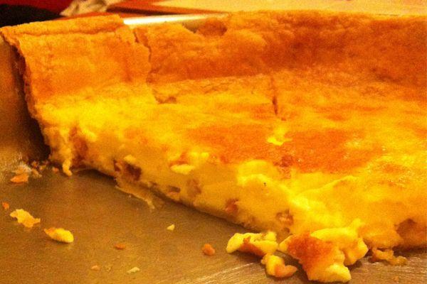 Η περίφημη συνταγή του Chez Lucien για κις λορέν (Quiche Lorraine)
