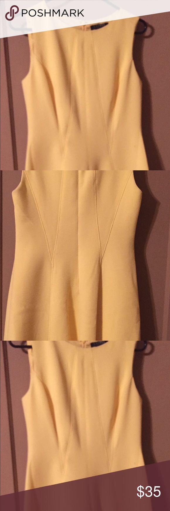 Ralph Lauren yellow short dress It's a beautiful yellow dress I wore in my sisters wedding Ralph Lauren Dresses Wedding