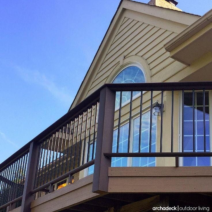 185 besten Deck railing and porch railing design ideas Bilder auf ...