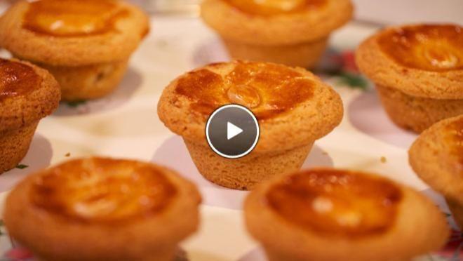 Rondo's - Rudolphs Bakery | 24Kitchen. Een toppertje. Ik bak ze in mini cupcakevormen dan woedt het een wat minder zware snack.