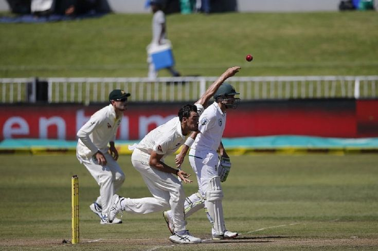 "SA vs Australia:  Marsh says says Starc is the best in the world Mitchell Marsh has hailed Mitchell Starc as ""the best in the world"" after an explosive bowling spell put the visitors in firm control in the first Test against South Africa. https://www.thesouthafrican.com/south-africa-vs-australia-starc-best-in-the-world/"