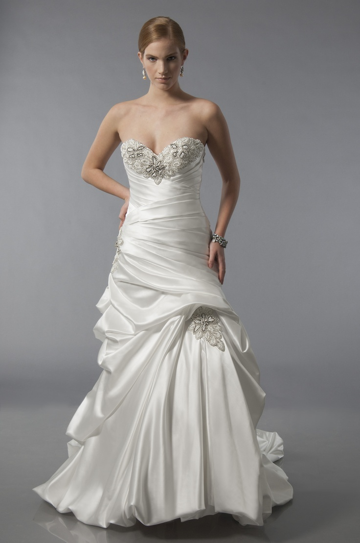 17 best images about wedding dresses on pinterest beautiful the bridal dress alfred sung bridal fall 2012 6891 ombrellifo Image collections