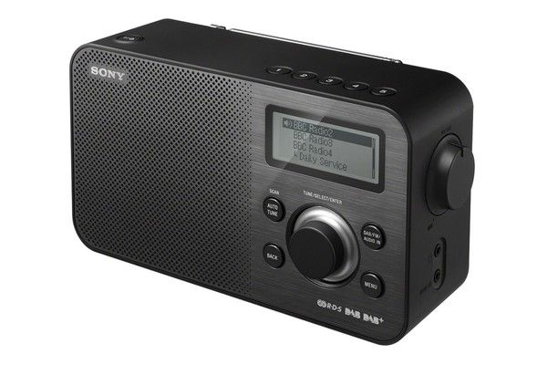 Sony DAB+ Radio (XDRS60DBP)