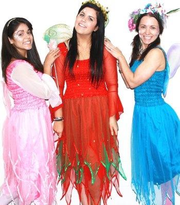 Pixieland Parties - Newcastle's most magical children's entertainers. NSW, Australia