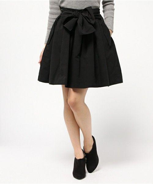 COLOUR FLAIR SKIRT(スカート)|JILL by JILLSTUART(ジル バイ ジルスチュアート)のファッション通販 - ZOZOTOWN