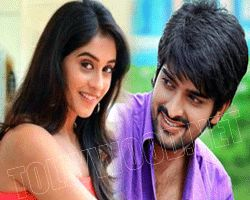 Regina to romance Naga Shourya