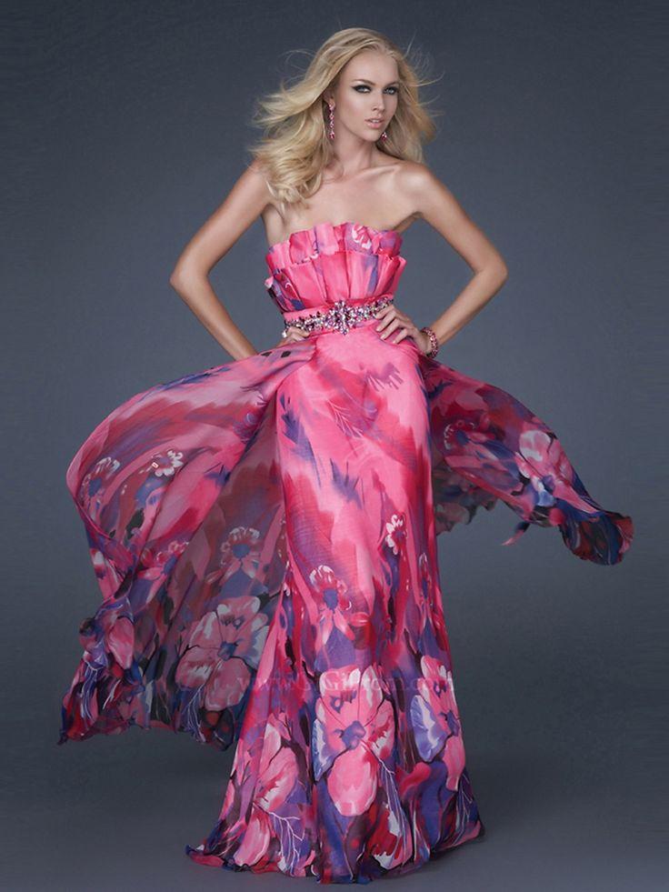 Mejores 851 imágenes de Evening Dresses en Pinterest   Vestidos de ...