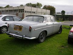 HGN 879K (Nivek.Old.Gold) Tags: rover p5b 1972 coupe 35litre