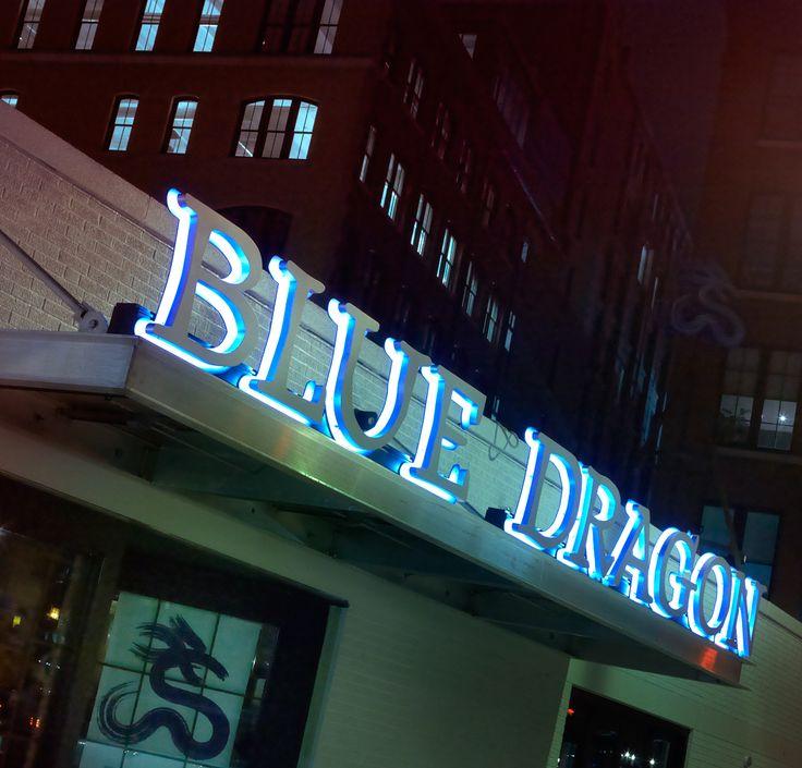 blue dragon--new restaurant by ming tsai (sama's favorite asain chef)  seaport area            0