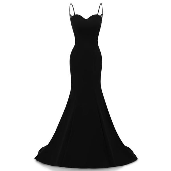 Mermaid Evening Dresses 2018 Formal Prom Party Dress Sexy Long Evening Gown 2