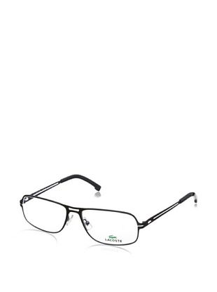 60% OFF Lacoste Women's L2109 Eyeglasses, Gunmetal/Satin Blue
