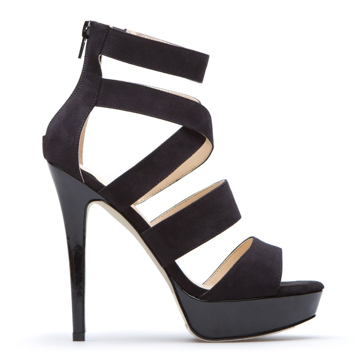 Arden Shoe: Picture, Strappy Sandals, Beauty Tips, Black Stylish, Black Heels, Awwwwww Shoes, Beautiful Shoes, Killer Heels