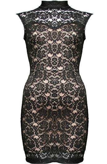 new lace dress!!!!: Black Lace, Keyhole Feature, Lace Dresses, Lace Dress Want