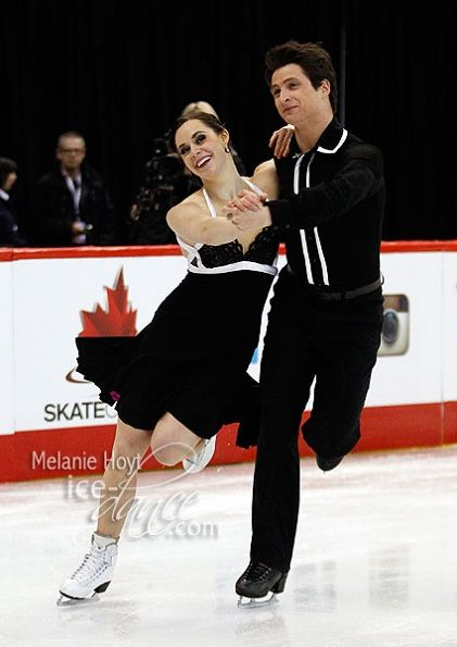 Tessa Virtue & Scott Moir #CTNSC14 #FigureSkating