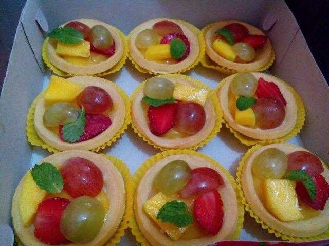 fruit pie mango vla