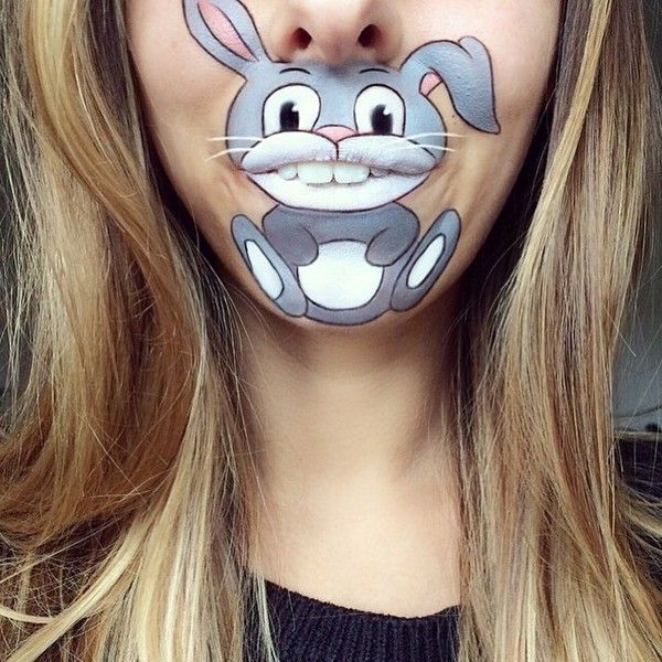 Lippen-Kunst auf Instagram - Basti hat's getestet - Mode & Beauty - DASDING.de