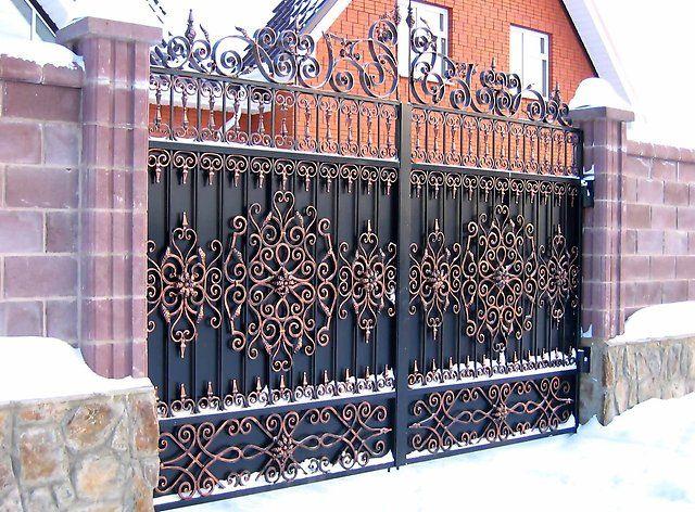 Навесы, лестницы, ворота, балконы, заборы, ограждения - Металлообработка, сварка, металлоконструкции в Находке