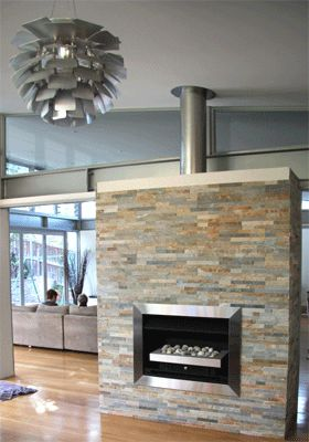 Natural Stone Cladding for Outdoor Wall & Landscaping Gallery