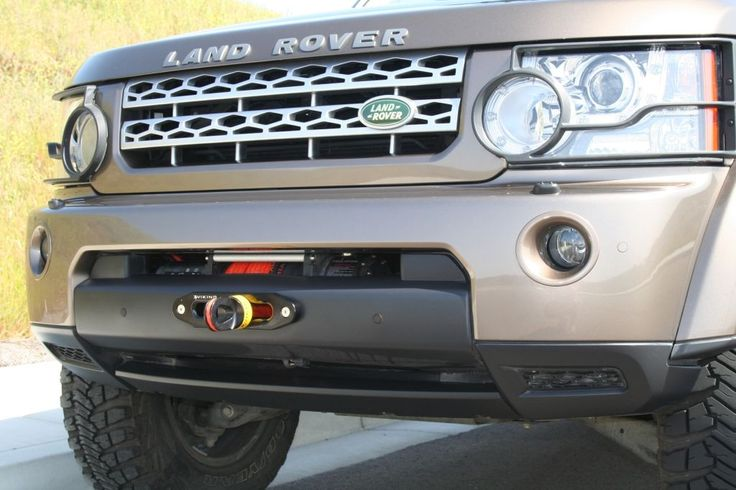 Devon D44 Discreet winch mount group buy LR3/4 ...