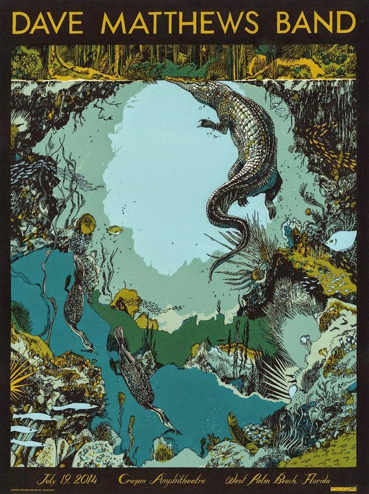 Dave Matthews Band - Landland - 2014 -----
