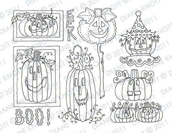 o ween coloring pages - photo #21