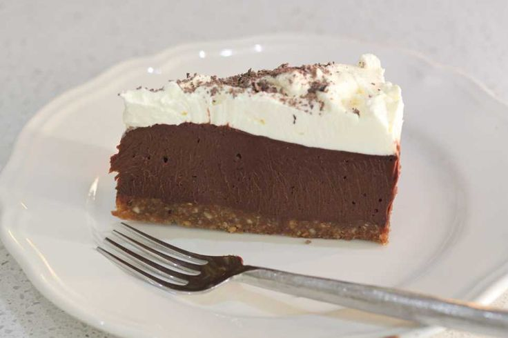 Tenina: Chocolate Silk Tart