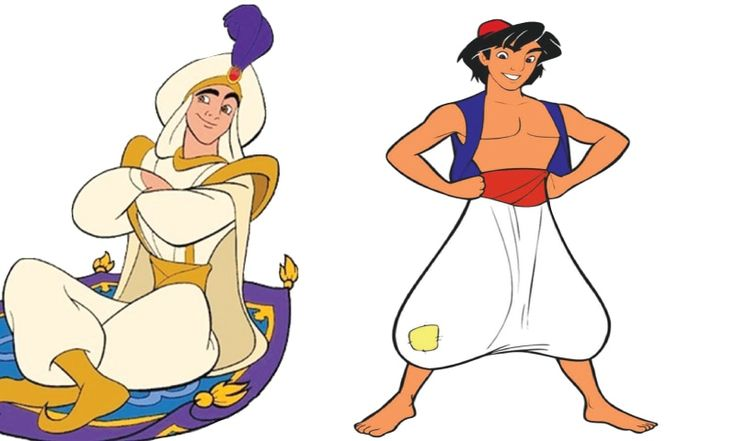 Resultado de imagen de aladdin prince concept