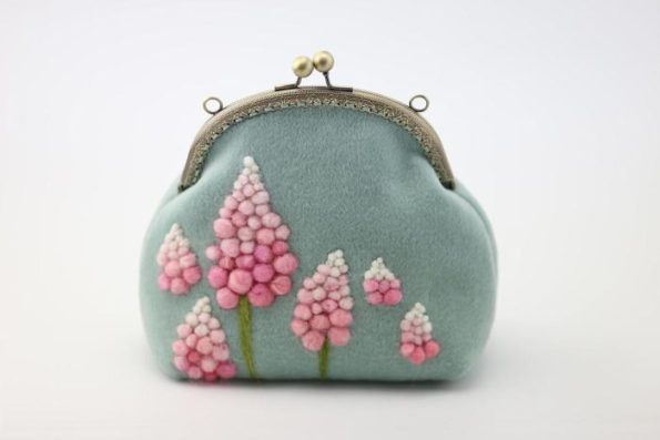 These Needle Felted Purses Are Unbelievably Cute