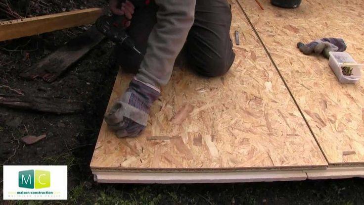 Les 25 meilleures id es de la cat gorie isolation plancher for Isolation construction