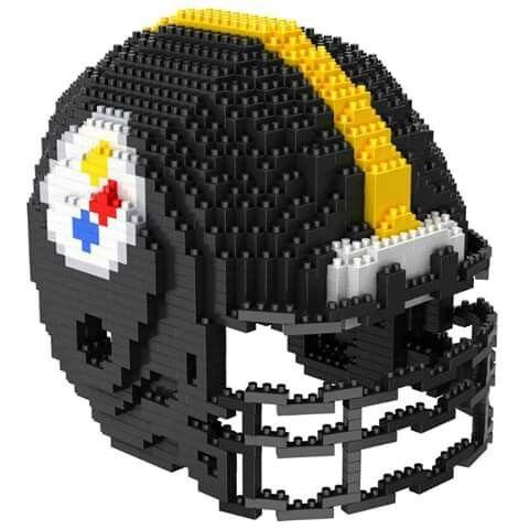 STEELERS Lego helmet