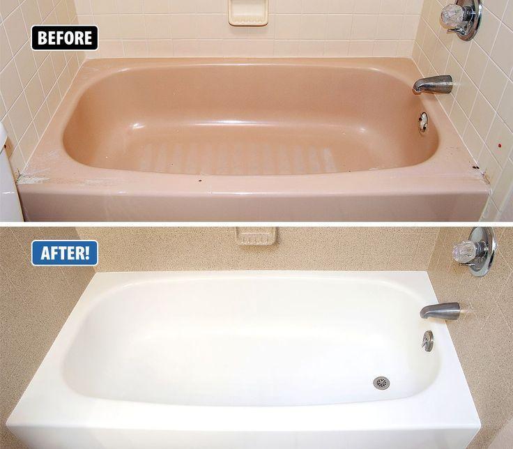 Bathtub Refinishing Kit How Do I Fix A Refinished Bathtub Bathtub Fix Kit Refinished Refinishing 2020 Tasarim Evler Banyo Ev Tasarim Planlari