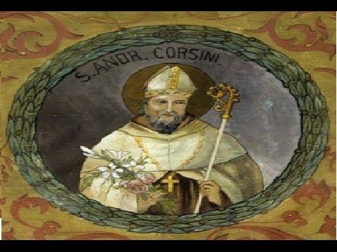 San Andrés Corsini,4 de Febrero,Vidas Ejemplares
