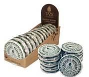 A box of 12 discs of Taza Chocolate Ginger.