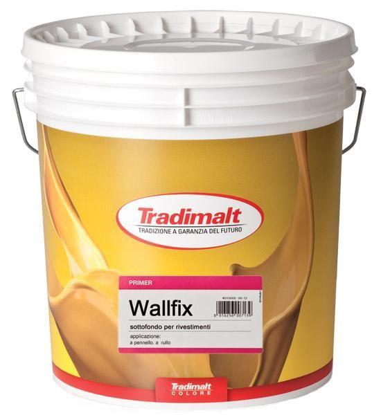 Wallfix - Intonaco isolante malte intonaci edilizia premiscelati cementizi
