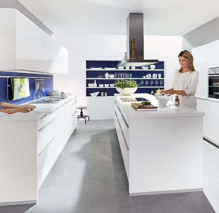 betonliebe alno-kuchen-4658-27 Küchen   Kitchens - höffner küchen preise