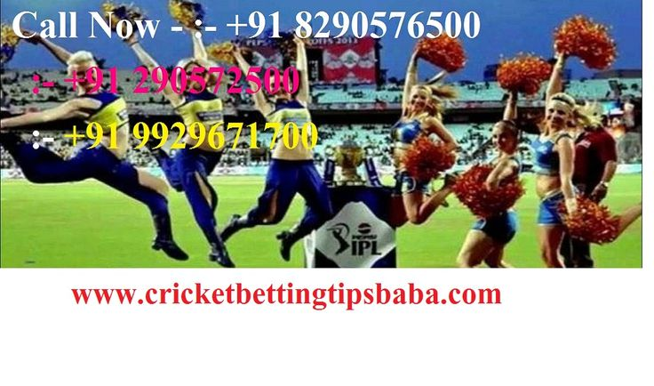 Cricket Betting Tips Baba Helps you by free Cricket Betting Tips to Earn money from Betting, Provide live Cricket Betting Tips free For IPL, BPL ODI and T20 more detail please visit:- https://ravicricket.wikispaces.com/