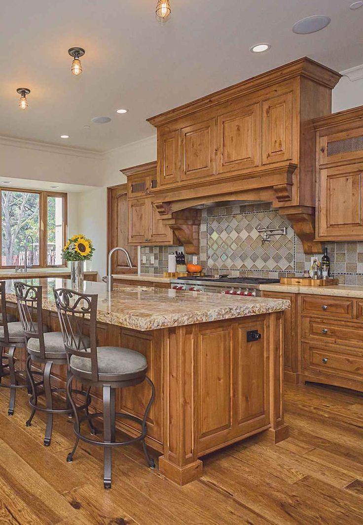 70 tile floor farmhouse kitchen decor ideas in 2020 hickory flooring hickory kitchen cabinets on farmhouse kitchen tile floor id=60446