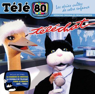 Compilation - Télé 80 - Téléchat